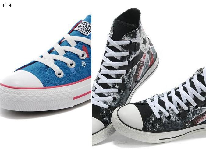 all star converse pelo