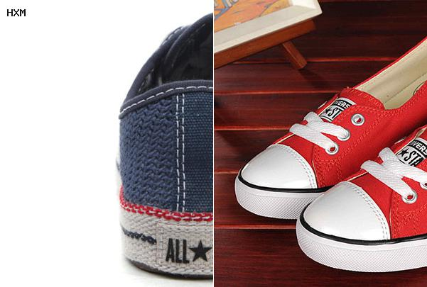converse invernali all star