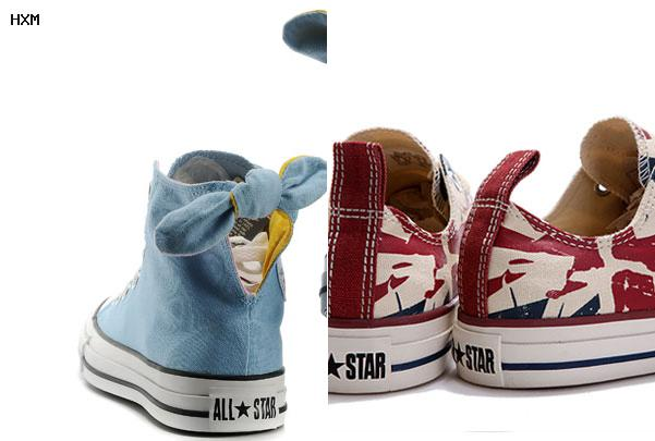 le nuove converse foot locker