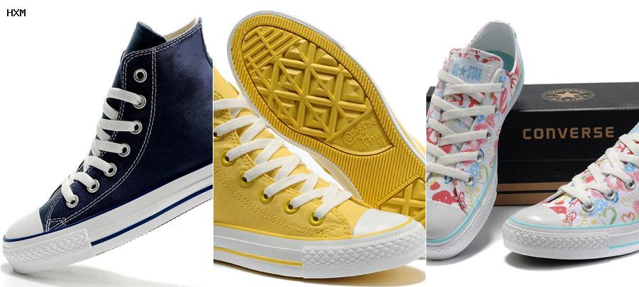 nuove converse all star