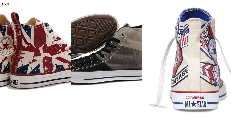 stivaletti converse all star